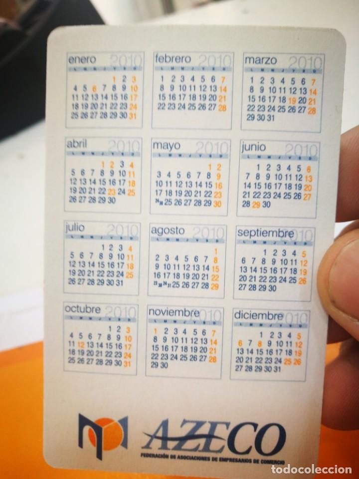 Coleccionismo Calendarios: Calendario AZECO 2010 - Foto 2 - 168694312