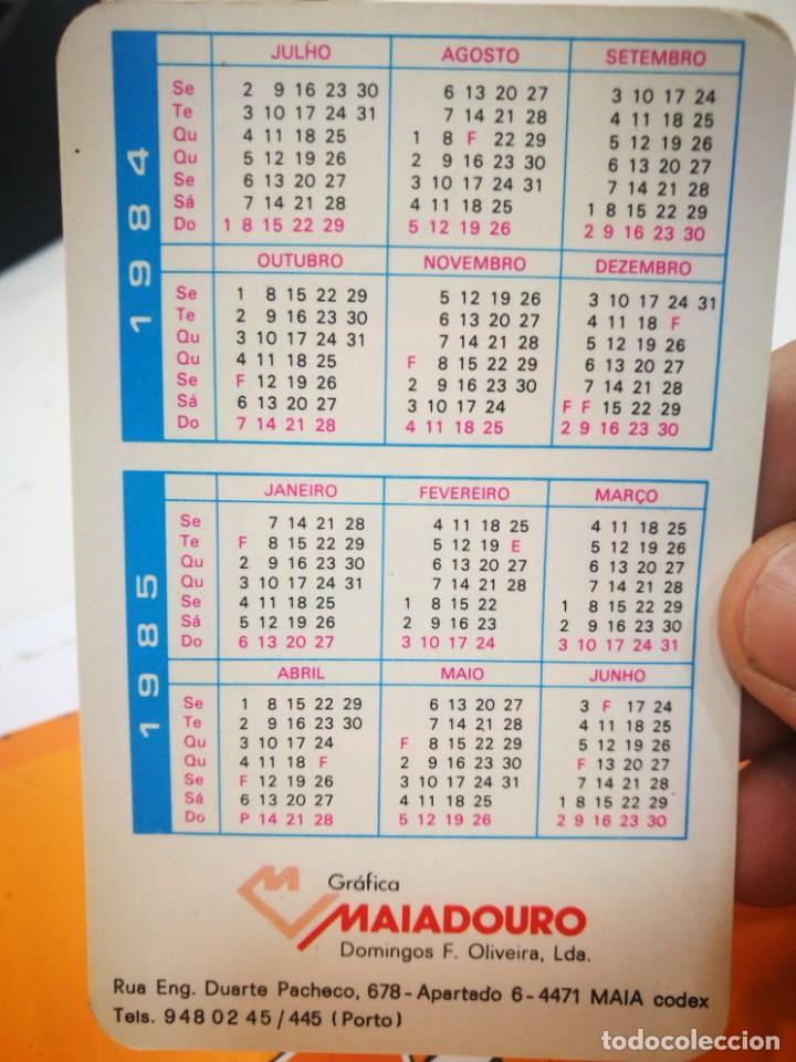 Coleccionismo Calendarios: Calendario IMAGENS PARA LUIS DE CAMOES 1984 - Foto 2 - 168694536