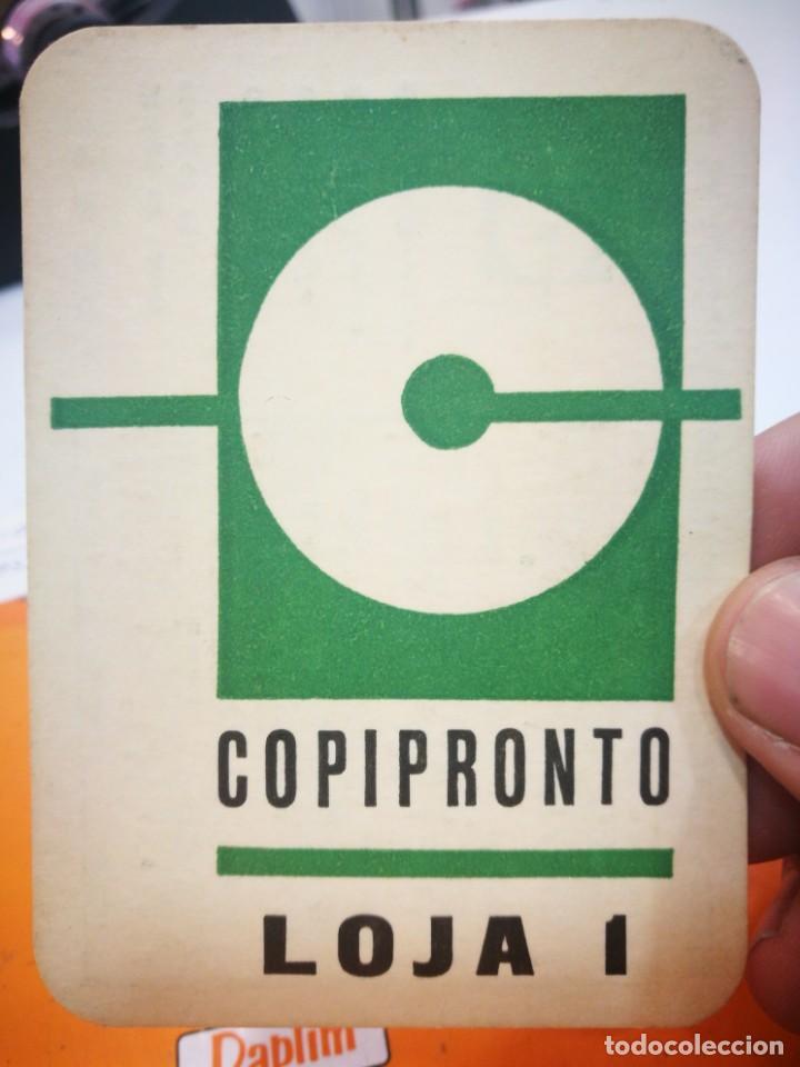 CALENDARIO COPIPRONTO 1984 (Coleccionismo - Calendarios)