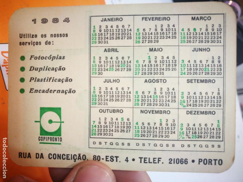 Coleccionismo Calendarios: Calendario COPIPRONTO 1984 - Foto 2 - 168696348