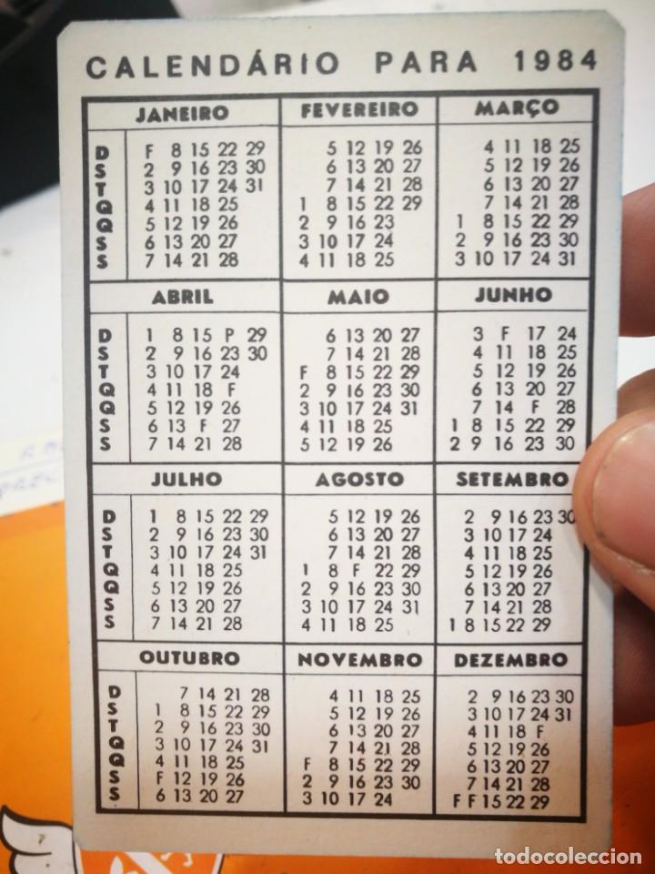 Coleccionismo Calendarios: Calendario Clerigus 1984 - Foto 2 - 168697396