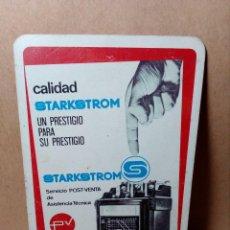 Coleccionismo Calendarios: CALENDARIO DE BOLSILLO - STARKSTROM - FOURNIER (1970) - REF: 0023. Lote 168862524