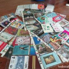 Coleccionismo Calendarios: CONJUNTO DE MAS DE 160 CALENDÁRIOS. Lote 168975728