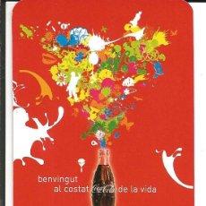 Coleccionismo Calendarios: CALENDARIO *COCA-COLA*, AÑO 2007 - (IMPECABLE). Lote 169471388