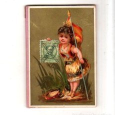 Coleccionismo Calendarios: ALMANAQUE OBISPADO DE CADIZ 1882. CONFITERIA EMILIO DE LUEGE. CADIZ. CHOCOLATE. MATIAS LOPEZ. LEER.. Lote 169492200