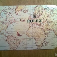 Coleccionismo Calendarios: CALENDARIO**ROLEX**1989/1990 ( ORIGINAL)---PERFECTO ESTADO. Lote 169793268