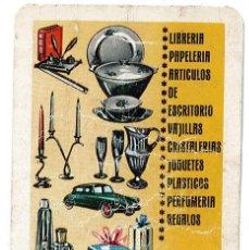 Coleccionismo Calendarios: CALENDARIO FOURNIER - CHABI - AÑO 1967. Lote 169851540