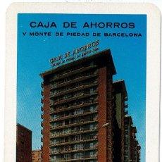 Coleccionismo Calendarios: CALENDARIO FOURNIER-CAJA DE AHORROS Y MP DE BARCELONA - AÑO 1969. Lote 169852108