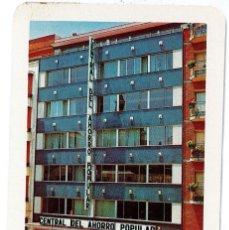 Coleccionismo Calendarios: CALENDARIO FOURNIER-CENTRAL DEL AHORRO POPULAR - AÑO 1971 . Lote 169864868