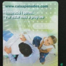 Coleccionismo Calendarios: CALENDARIO DE LA CAIXA PENEDÈS DE 2009 (CATALÁN). Lote 169869090