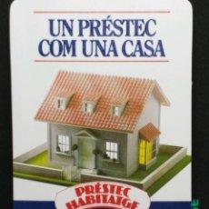 Coleccionismo Calendarios: CALENDARIO DEL BANC SABADELL DE 1987. Lote 195453023