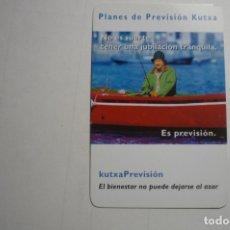 Colecionismo Calendários: CALENDARIO CAJAS Y BANCOS KUTXA 1998. Lote 169992392