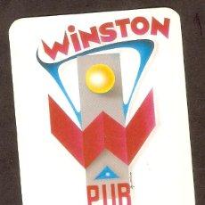 Coleccionismo Calendarios: CALENDARIO DE BOLSILLO PUBLICITARIO AÑO 1997 PUB WINSTON - BENIDORM - ALICANTE. Lote 170059944