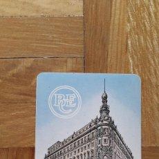 Coleccionismo Calendarios: CALENDARIO NO FOURNIER BANCO ESPAÑOL DE CREDITO AÑO 1958 - VER FOTO ADICIONAL. Lote 170171464