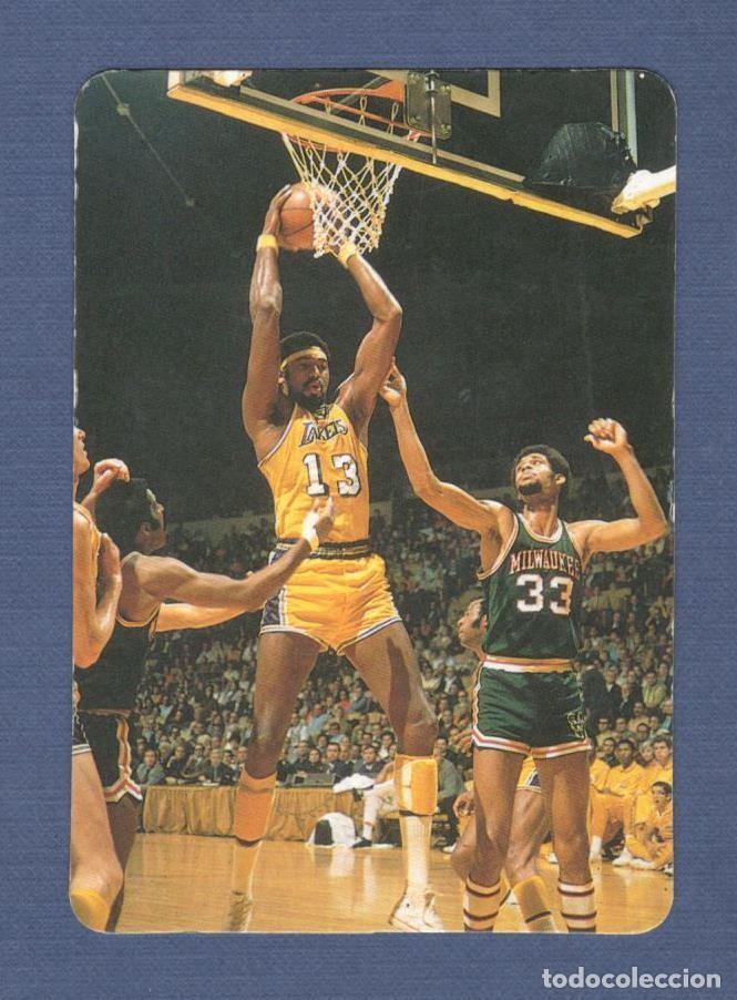 Nba Calendario.Calendario De Bolsillo Ano 1987 Deportes Baloncesto Nba