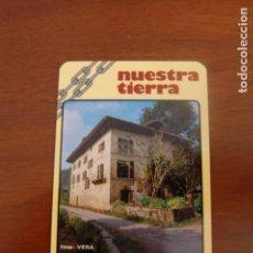 Coleccionismo Calendarios: CALENDARIO. CAJA DE AHORROS DE NAVARRA. AÑO 1984.. Lote 170395741
