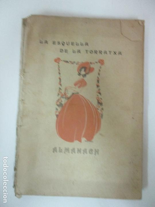 Coleccionismo Calendarios: La Esquella de la Torratxa, Almanach 1908 - Antoni Lopez - Ed Llibería Espanyola - Foto 11 - 170854145