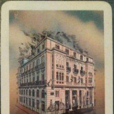 Coleccionismo Calendarios: AÑO 1960. CALENDARIO FOURNIER DEL BANCO DE VITORIA.. Lote 170461652
