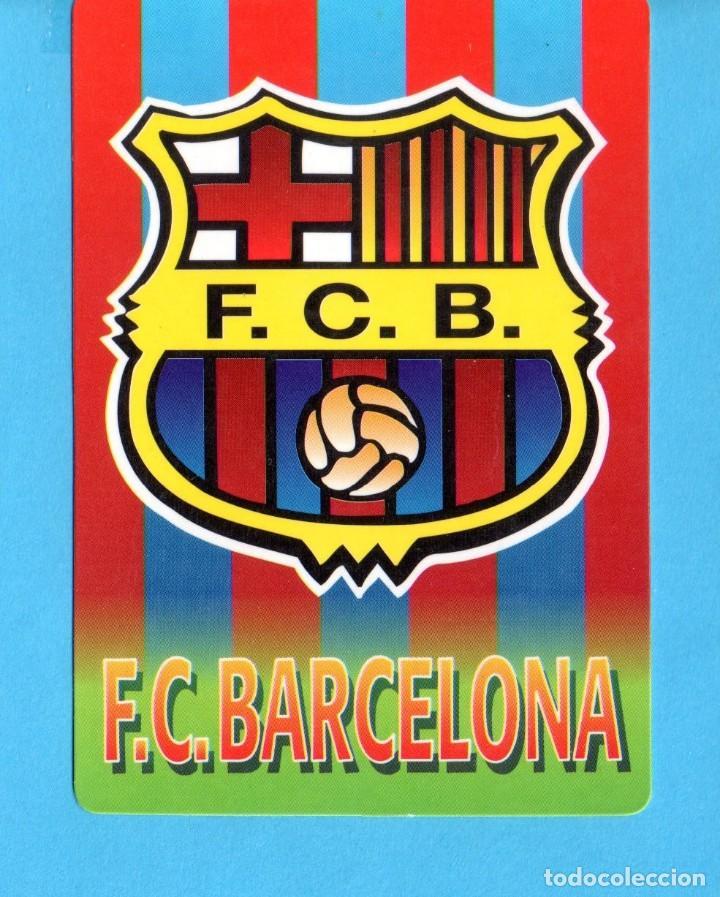 Calendario F.Calendario De Futbol Barcelona 2001 Casa Ver F Sold
