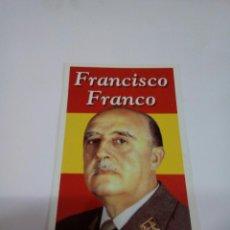 Coleccionismo Calendarios: CALENDARIO FRANCISCO FRANCO 2004. Lote 171244698