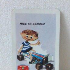 Coleccionismo Calendarios: CALENDARIO FOURNIER AÑO 1963. Lote 171260559