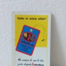 Coleccionismo Calendarios: CALENDARIO FOURNIER AÑO 1963. Lote 171260719