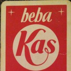 Coleccionismo Calendarios: FOURNIER 1960. CALENDARIO DE KAS.. Lote 171276343