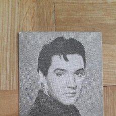 Coleccionismo Calendarios: CALENDARIO PUBLICITARIO - ELVIS PRESLEY AÑO 1968 - LEER DESCRIPCION - VER FOTO ADICIONAL. Lote 171320889