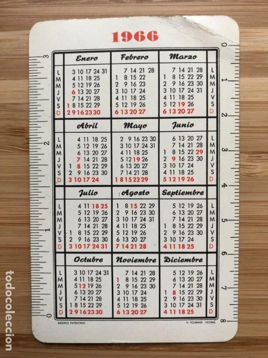 Calendario Serie B 18 19.Calendario Fournier 1966 Chocolates Gran Capitan Serie B Num 11