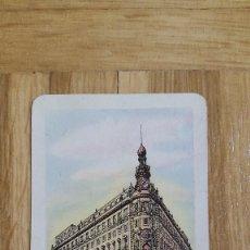 Coleccionismo Calendarios: CALENDARIO FOURNIER BANCO ESPAÑOL DE CREDITO (BANESTO) AÑO 1958 - VER FOTO ADICIONAL - LEER . Lote 171409773