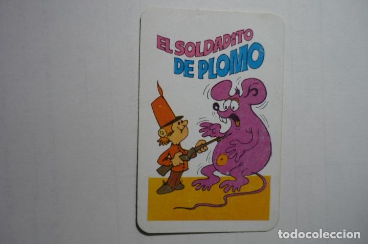 CALENDARIO EL SOLDADITO DE PLOMO 1977 (Coleccionismo - Calendarios)