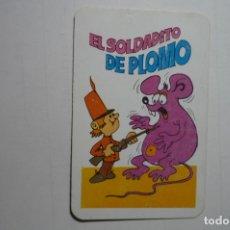 Coleccionismo Calendarios: CALENDARIO EL SOLDADITO DE PLOMO 1977. Lote 171415702