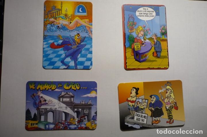 LOTE CALENDARIOS HUMOR 1995-1998-2000 (Coleccionismo - Calendarios)