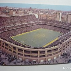 Coleccionismo Calendarios: CALENDARIO EXTRANJERO FUTBOL CAMPO REAL MADRID 1985. Lote 171456385
