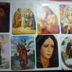 Coleccionismo Calendarios: LOTE CALENDARIOS RELIGIOSOS DIF. AÑOS. Lote 171461962