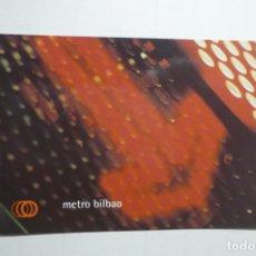 Coleccionismo Calendarios: CALENDARIO METRO DE BILBAO .-2006 VASCO. Lote 171462069