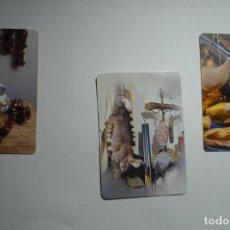 Coleccionismo Calendarios: LOTE CALENDARIOS CAA DIF.AÑOS. Lote 171462264