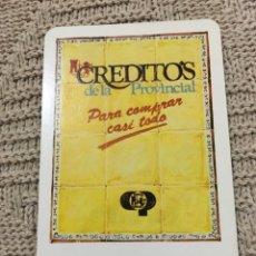 Coleccionismo Calendarios: CALENDARIO FOURNIER 1983. Lote 171673927