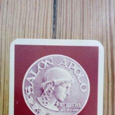 Coleccionismo Calendarios: CALENDARIO SALON APOLO 1994 BURGOS PELUQUERÍA. Lote 171807190