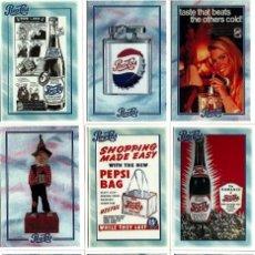 Coleccionismo Calendarios: 9 CALENDARIOS PEPSI-COLA AÑO 2014. Lote 172064335