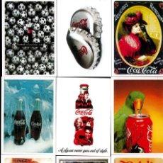Coleccionismo Calendarios: 13 CALENDARIOS COCA COLA AÑO 2013. Lote 172067078