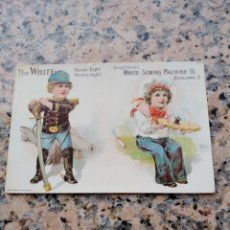 Coleccionismo Calendarios: ANTIGUO Y MUY ESCASO CALENDARIO USA. Lote 172230820