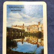 Coleccionismo Calendarios: CALENDARIO DE BOLSILLO RIERA-MARSA, S.A. FOTO DE TORDESILLAS VALLADOLID AÑO 1968 (FOURNIER). Lote 172693300