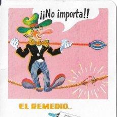 Coleccionismo Calendarios: CALENDARIO FOURNIER 1979 PEGAMENTO IMEDIO. Lote 172717605