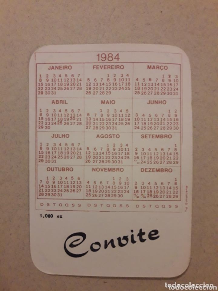 Coleccionismo Calendarios: Calendario 1984 - Foto 2 - 172725209