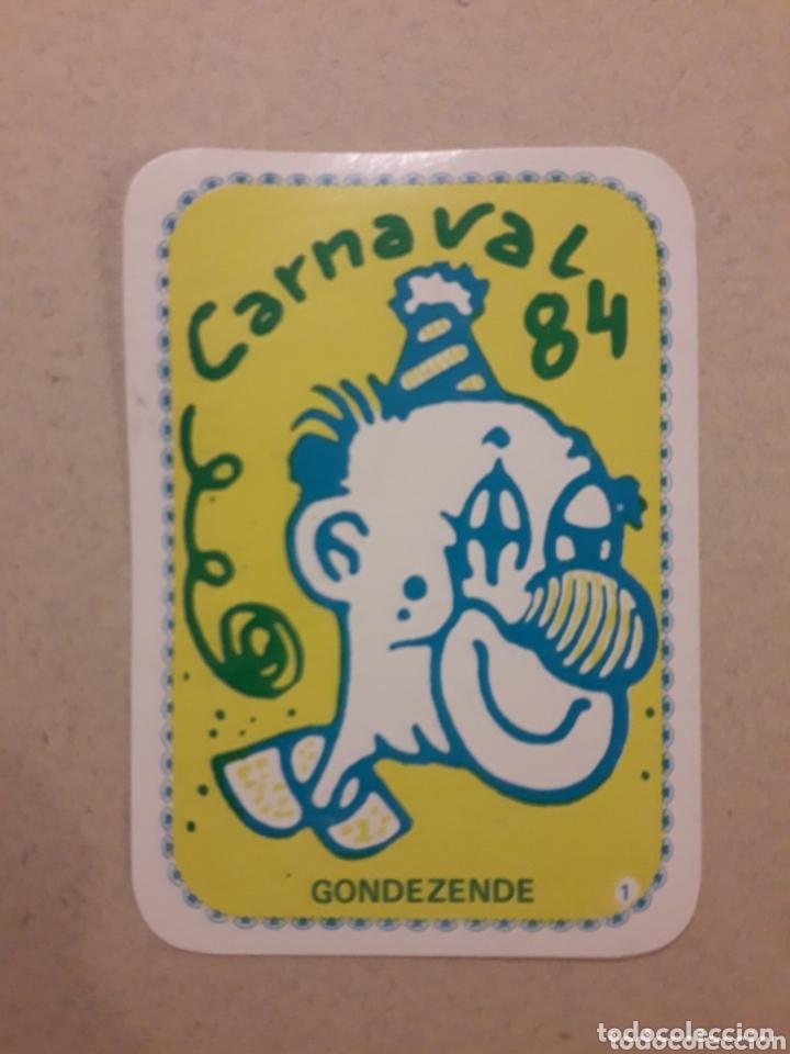 CALENDARIO 1984 (Coleccionismo - Calendarios)