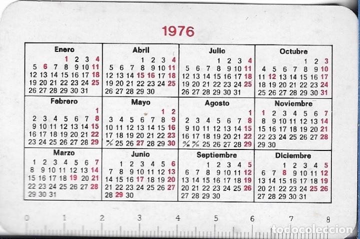 Calendario 1976.Calendario 1976 Caja De Ahorros De La Inmaculada Bancos
