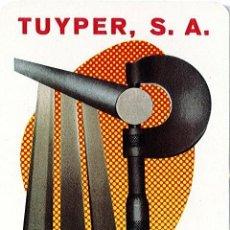 Coleccionismo Calendarios: CALENDARIO DE FOURNIER TUYPER AÑO 1959. Lote 172824364