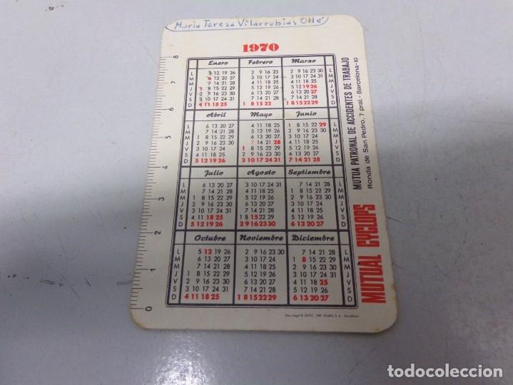 Coleccionismo Calendarios: calendario 1970 - Foto 2 - 172855247