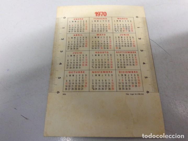 Coleccionismo Calendarios: calendario 1970 - Foto 2 - 172855455